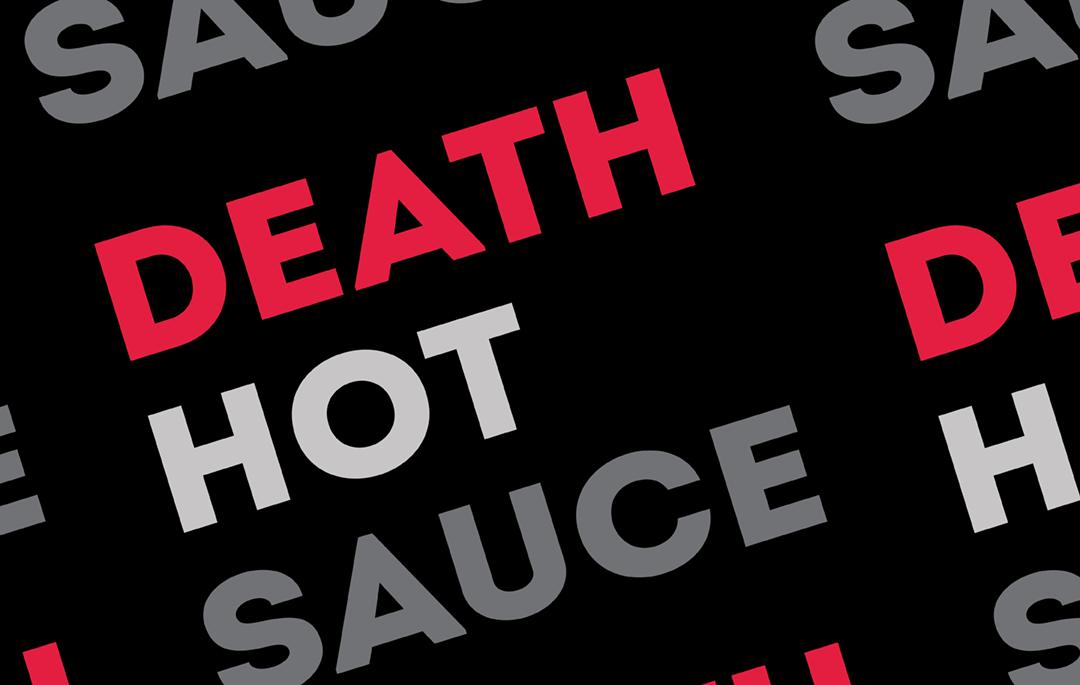 sudden death hot sauce shediac