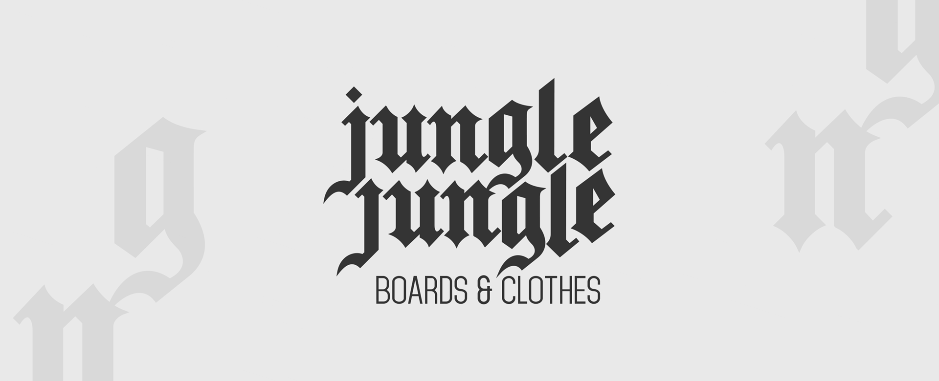 jungle jungle black logo