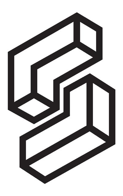 strong line logo gino caron design