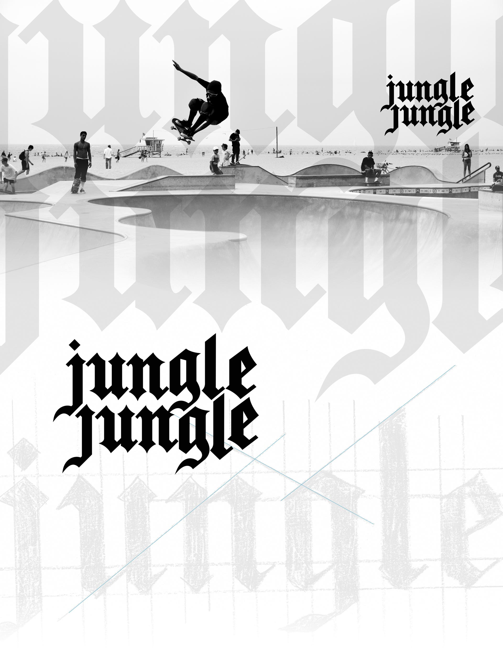 gino caron creative design jungle jungle