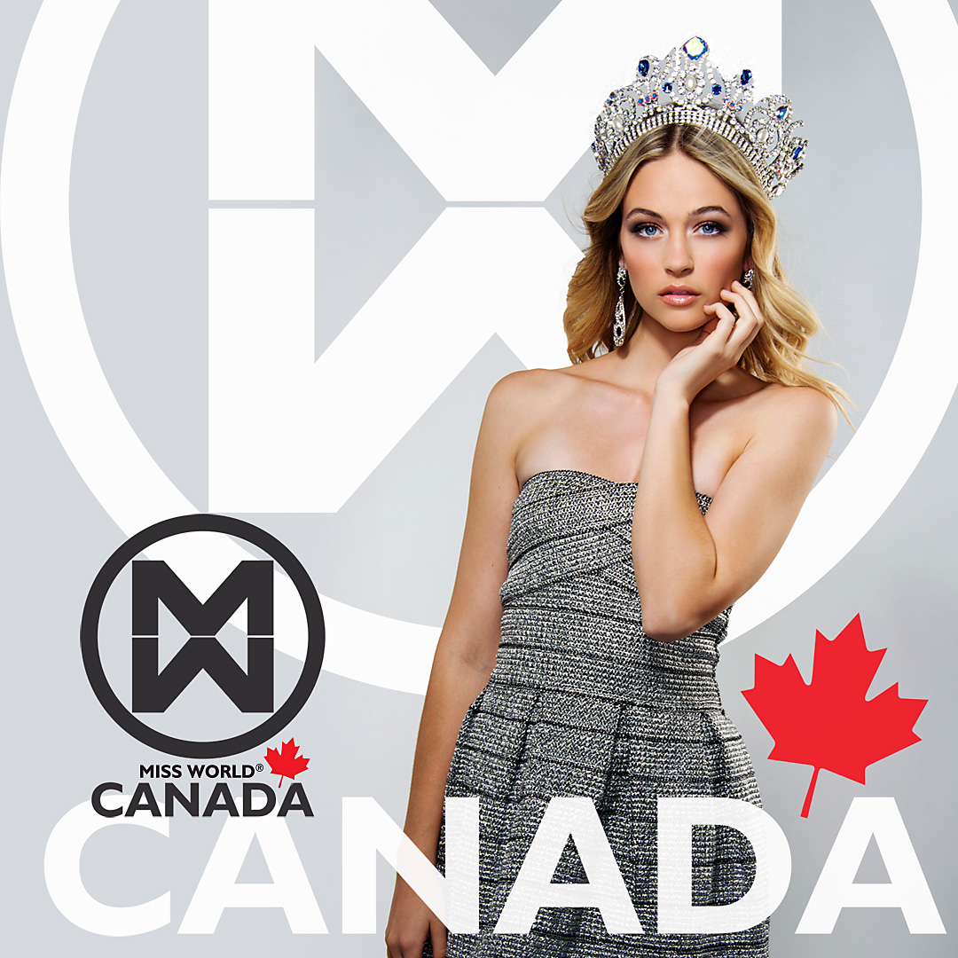 miss world canada 2018