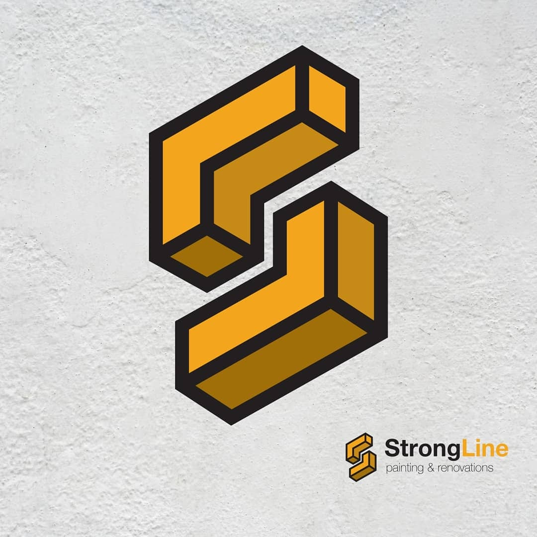 strongline painting