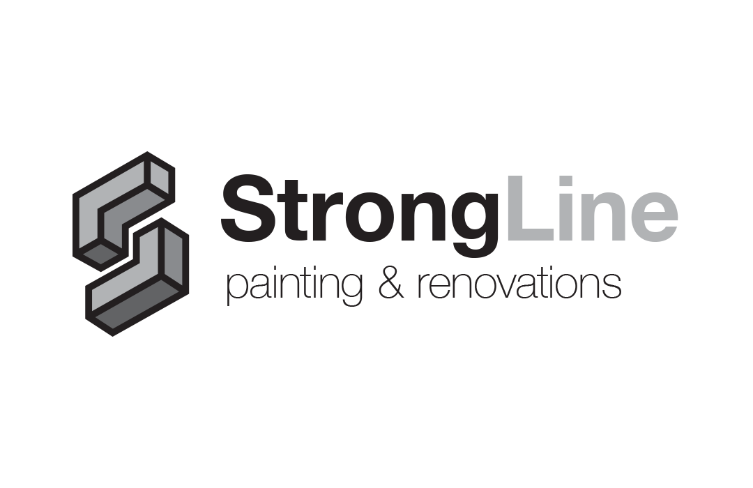 strongline logo design by gino caron